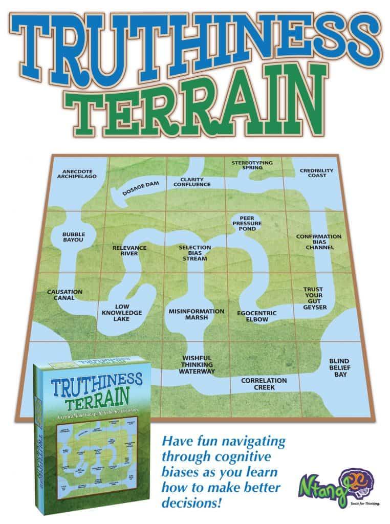 Truthiness Terrain Carcassone type game